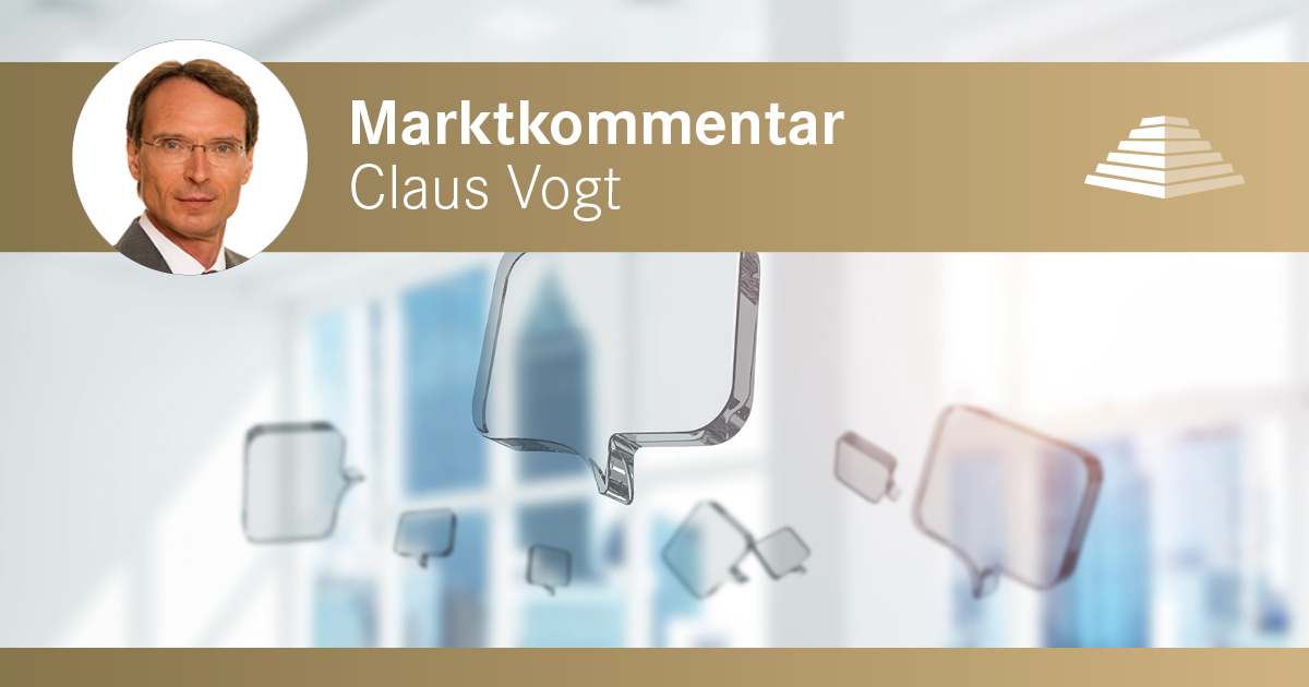 SOLIT Gruppe - Marktkommentar - Claus Vogt