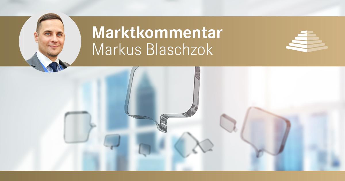 SOLIT Gruppe - Marktkommentar - Markus Blaschzok